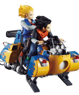 Desktop Real McCoy 04 Android 17 18