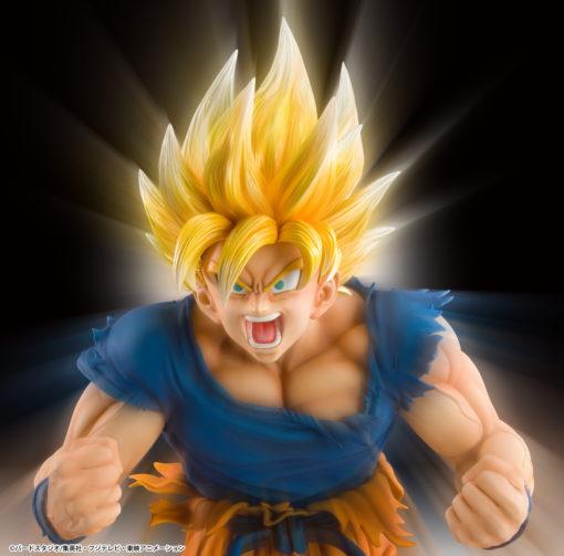 Dragon Ball Kai Super Saiyan Goku