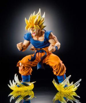 Dragon Ball Kai Super Saiyan Goku