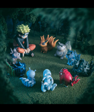 GEM Series Gaiden Naruto Tailed Beasts
