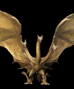 Godzilla King of the Monsters King Ghidorah 2019