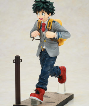 Izuku Midoriya ConneColle School Uniform