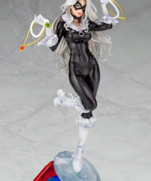 Marvel Universe Black Cat Steals Your Heart Bishoujo Statue