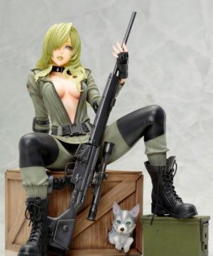 Metal Gear Solid Sniper Wolf Bishoujo