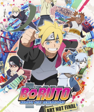 Boruto: Naruto Next Generations Part 6 (Eps 67-79) (Blu-Ray)