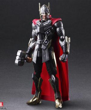 Bring Arts Thor designed by Tetsuya Nomura