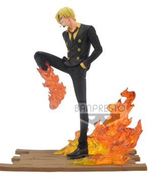 Log File Selection Fight vol 2 Sanji