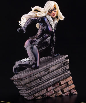 Marvel Universe Black Cat ARTFX Premier