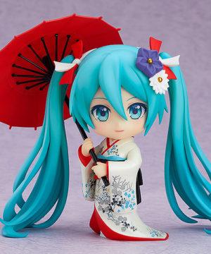 Nendoroid Hatsune Miku Kōrin Kimono