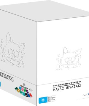 The Collected Works of Hayao Miyazaki