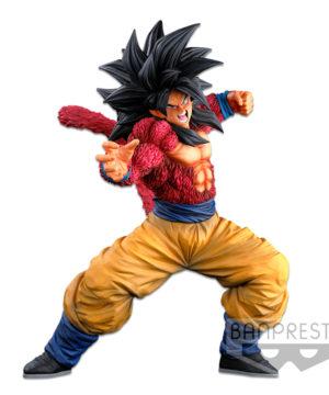 Banpresto Super Master Stars Piece The Super Saiyan 4 Goku