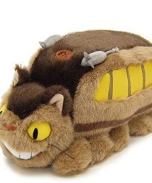 Cat Bus Plush Medium