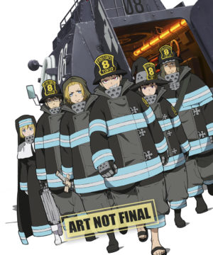 Fire Force Season 1 Part 2