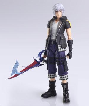 Kingdom Hearts III - Bring Arts Riku Ver 2