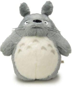 Large Totoro Grey L