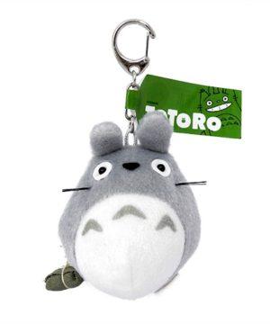 Large Totoro Keychain