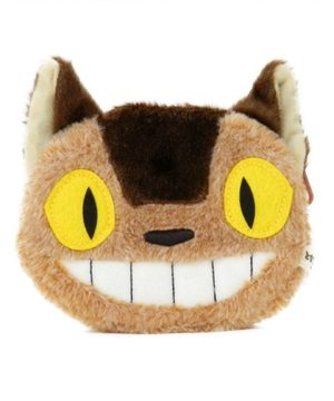 My Neighbor Totoro Coin Purse Cat Bus