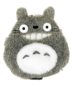 My Neighbor Totoro Coin Purse Large Totoro Laughter