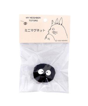 My Neighbor Totoro Mini Magnet Makkuro kurosuke