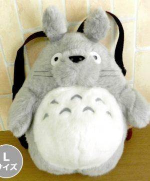 My Neighbor Totoro Rucksack Large Totoro Grey L