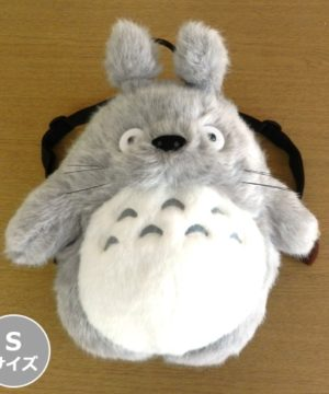 My Neighbor Totoro Rucksack Small Totoro Grey S