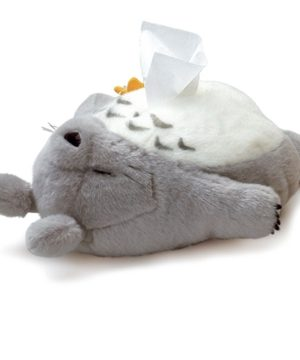 My Neighbor Totoro Tissue Case Large Totoro