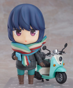 Nendoroid Rin Shima Touring Ver