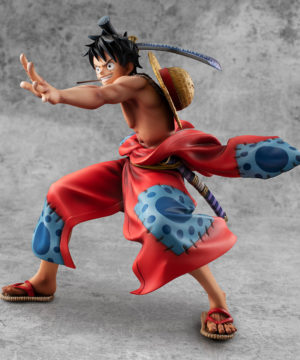Portrait Of Pirates Warriors Alliance Luffy Taro