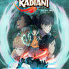 Radiant Season 2 Part 1 DVD Blu-Ray Combo