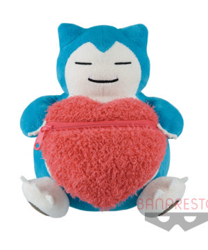 Snorlax with Sweets Plush