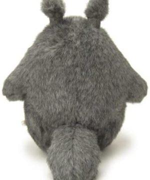 Totoro Large Plush Dark Grey