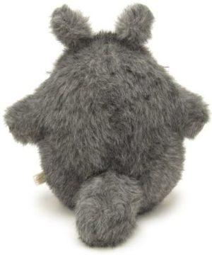 Totoro Medium Plush Dark Grey