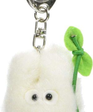 Totoro Small Plush Keychain