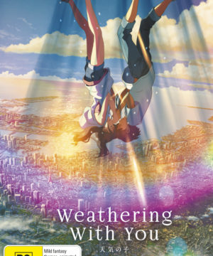 Weathering with You Deluxe Limited Edition