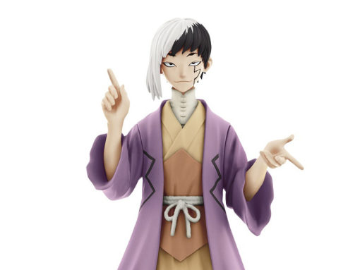 Dr Stone Gen Asagiri Banpresto