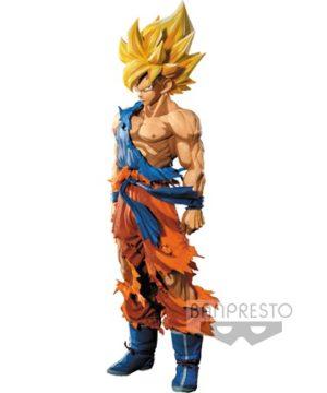 Manga Dimensions Goku
