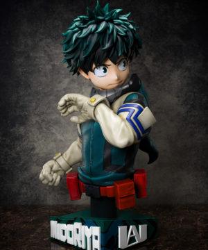 My Hero Academia Izuku Midoriya Scale Bust-9