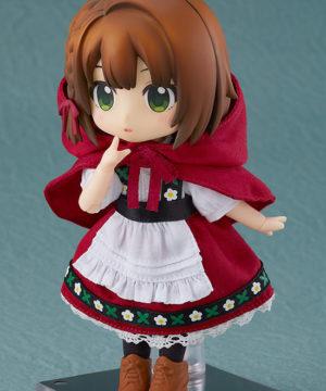 Nendoroid Doll Little Red Riding Hood Rose