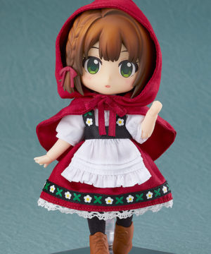 Nendoroid Doll Little Red Riding Hood Rose