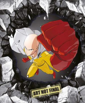 One Punch Man Season 2 Limited Edition DVD Blu-Ray