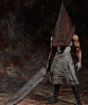 figma Red Pyramid Thing