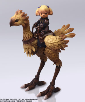 Bring Arts Shantotto & Chocobo