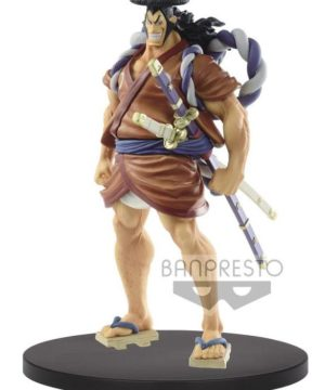 DXF Grandline Men Vol 10 Kozuki Oden Banpresto