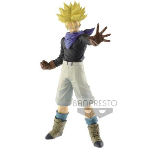 Dragon Ball GT Ultimate Soldiers Trunks Ver B Banpresto