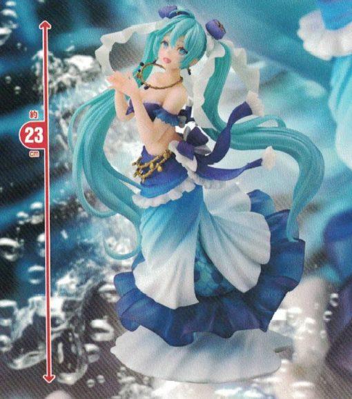 Hatsune Miku Princess AMP Mermaid Ver