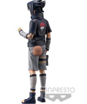 Naruto Shippuden Grandista Nero Uchiha Sasuke 2