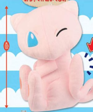 Pokemon Winking Mew Plush