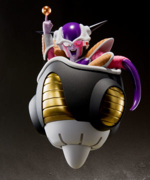 SH Figuarts Frieza First Form & Frieza Hover Pod