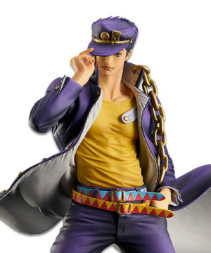 Stardust Crusaders Super Master Stars Piece Jotaro Kujo The Brush