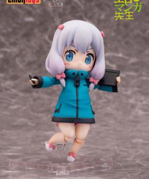 Deformed Action Figure Free Action Idol Vol 1 Izumi Sagiri